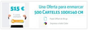 imprimir carteles 100x140