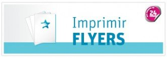 Impresión de flyers baratos en imprenta digital