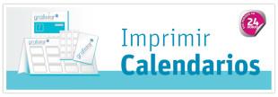 impresión de calendarios baratos