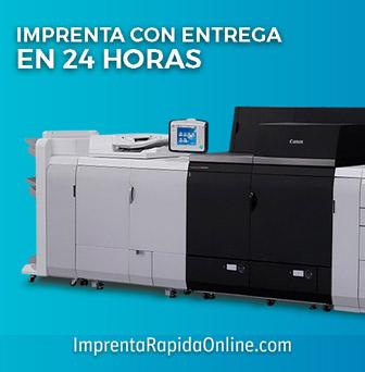Imprenta en Sevilla Online